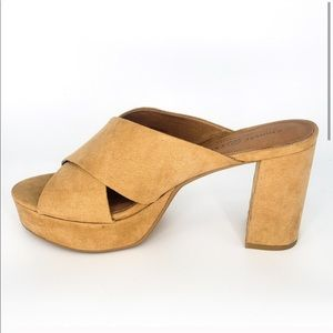 Chinese Laundry Shoes - New Chinese Laundry Teagen Camel Suede Platform